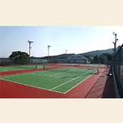 テニスコート(ハードコート)